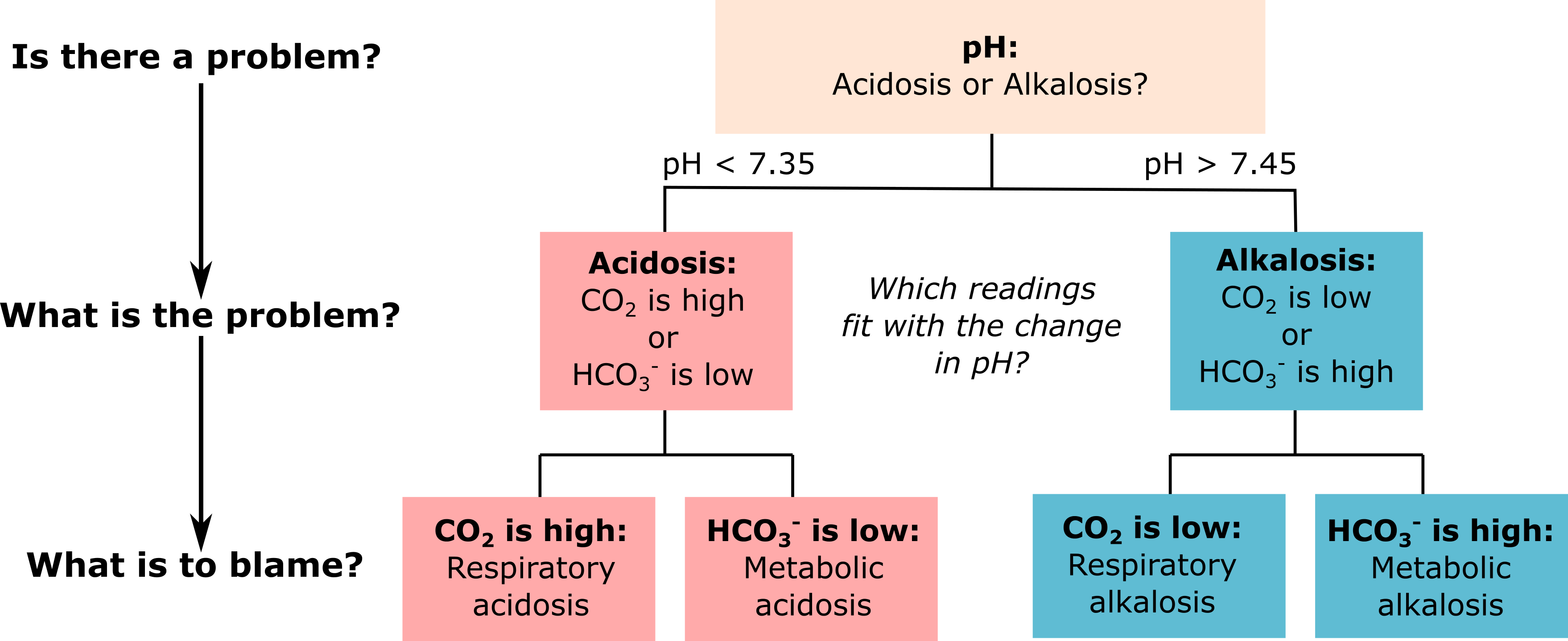 abg s The abg quiz click on the correct answer 1ph = 756, co2 = 28, hco3 = 25: normal: respiratory alkalosis: compensated metabolic acidosis: metabolic alkalosis: 2.